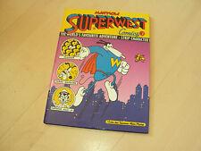 BD  SUPERWEST  comics 1, (EO 1986)