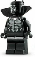 LEGO Marvel Super Heroes Avengers Black Panther minifigure from set 76142