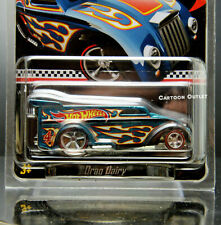2016 Hot Wheels RLC Drag Dairy Collector Edition with Protector