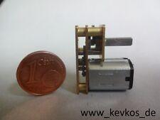 Mini Elektro-Motor mit U-Form-Getriebe (N20, 6V, 100 U/min) DC Modellbau RC