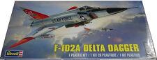 Revell Monogram 5869 F-102A Delta Dagger Plastic Model Kit 1/48