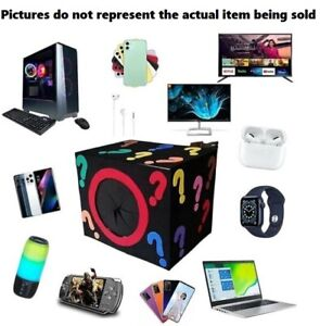 Mystery Box Set of Blind Box Electronics Lucky Dip Random Products