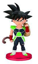 Bandai, Dragon Ball Z World Figure Vol 0, 2.8 inch, Bardock DBZ-01 New