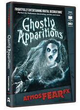 Halloween ATMOSFEARFX GHOSTLY APPARITION DVD TV WINDOW PROJECTION Haunted House