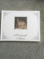 Wedding Photograph Album By Marks And Spencer- Signing The Register