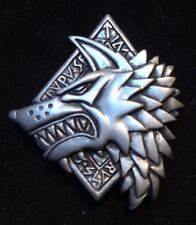Space Wolf chapter pin