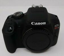 Canon EOS Rebel T7 Black Digital Camera Kit