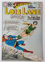 1961 DC Comics SUPERMAN'S GIRLFRIEND LOIS LANE #28