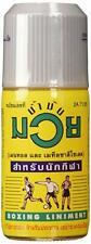 Namman Muay Authentic Original Thai Boxing Oil Muscle Pain Relief 120 ml