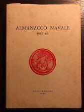 Almanacco Navale 1962-63 - Giorgerini; Nani Militaria, Marina Militare, Araldica