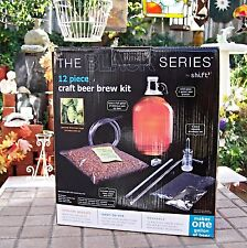 Beer Making Kit The Black Series By Shift3 12 piece Craft Beer Brew Kit