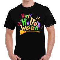 Halloween Spooky Scary Popular Design T-shirt Tee Mens Unisex Top Tshirt - 07