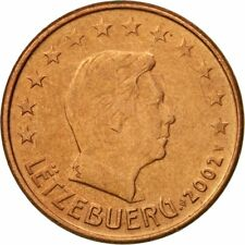 [#582369] Luxembourg, 5 Euro Cent, 2002, SUP, Copper Plated Steel, KM:77