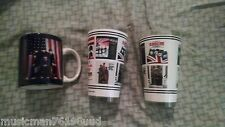 BEATLES video collection w/ coffee cup & Glasses