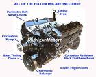 MerCruiser, Volvo Penta, OMC 5.7L Base Marine Engine - 1986 Replacement