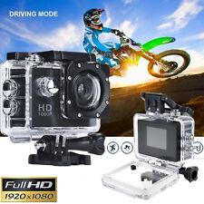"2"" Mini 1080P 14MP HD DV Sport Recorder Auto Wasserdicht Aktion Kamera Camcorder"