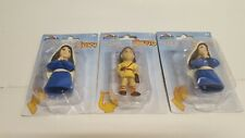 """Lot of Bible Toys Real Stories From The Bible - Figures David 2 Mary's 2.75"""" New"""