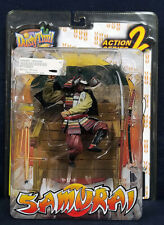 SEALED Dusty Trail Toys Action Series 2 SAMURAI WARRIOR Figure!