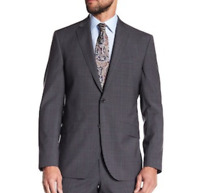 b68b45420 Ted Baker London Mens Grey Jarrett Sport Coat Sz 38S 3996
