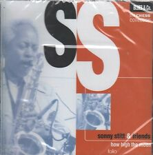 The Chess Collection: How High the Moon by Sonny Stitt & Friends (CD) Remastered