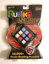 Rubik's Rubiks Slide Electronic Puzzle Game 10,000+ Brain-Busting Puzzles NEW