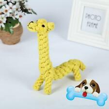 Dog Rope Toys Tough Strong Chew Knot Ball Pet Puppy Teeth Health Cotton Toys LI