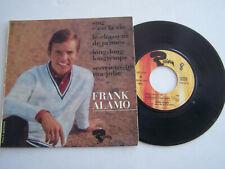 EP 45 T VINYLE , FRANK ALAMO , SING C ' EST LA VIE . VG / EX .