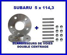 ELARGISSEUR DE VOIES 20mm ELARGISSEURS SUBARU IMPREZA STI > 2005