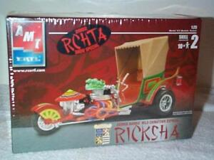 AMT George Barris Ricksha Buyer's Choice Model Kit new in the box