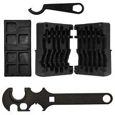 NEW 4PC Set M4/AR15 223 556 Upper Lower Vise Block Wrench Armorer's Tool Kit