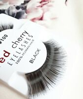 Red Cherry Wimpern #100 künstliches Echthaar perfekter Augenaufschlag