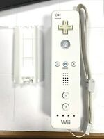 Nintendo Wii Remote Controller White RVL-003. Tested and working