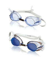 Speedo Swedish Two-Pack Swim Goggles - Blue