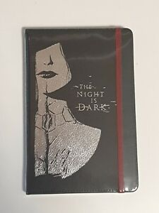 Loot Crate Exclusive Game of Thrones Diary Notebook The Night Is Dark NEW