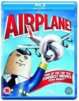 Airplane! [1980][Blu-ray]  [Region Free] [DVD][Region 2]