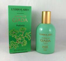 L'Erbolario Perfume Tree of Jade 50ml Woman Flourish Citrusy Bergamot Rosa
