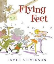 Flying Feet: A Mud Flat Story-ExLibrary