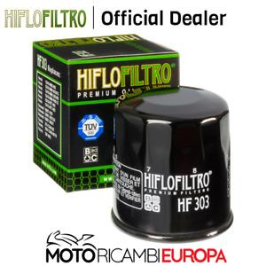 FILTRO OLIO HIFLO HF303 PER HONDA VT600 C SHADOW VLX  88-93