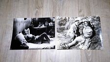SUSANA LA PERVERSE Luis Buñuel rare photos presse argentique cinema 1953