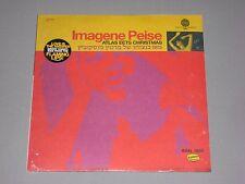 IMAGENE PEISE (Flaming Lips) Atlas Eets Christmas LP New Sealed Vinyl