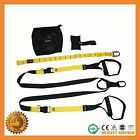 SUSPENSION TRAINER BODY ABS MUSCLE WORKOUT HOME TRAINING GYM STRENGTH CROSSFIT