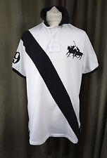 Polo by Ralph Lauren Custom Fit Short Sleeve 100% Cotton Polo Shirt XL C46-48