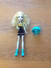 Monster High Skultimate Roller Botas De Muñeca Lagoona Blue