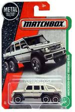 2017 Matchbox #91 Mercedes-Benz G63 AMG 6X6