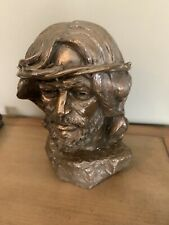 Tom Clark Cairn Sculpture Crown of Glory Jesus Bust