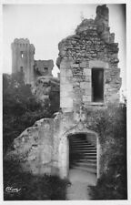 LAVARDIN -  Le château et l'escalier d'honneur   -   XIIe XIVe XVe -