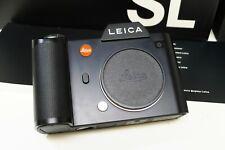 Leica SL (Typ 601) 24MP Mirrorless Digital Camera Body w/Box/IB Minty Look!