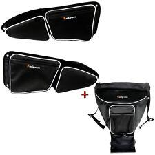 Cab Pack Storage Bags&Door Bag Knee Pad For Polaris RZR XP 1000 900 S 2015-2018