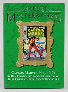 Marvel Masterworks Captain Marvel Vol. 2 82 HC Variant