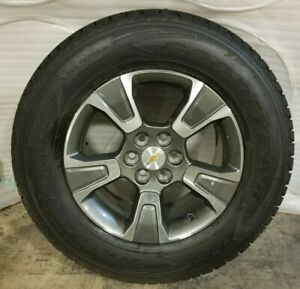 """New OEM 17"""" Wheel and Tire Fits 2016-2019 Colorado Canyon 1500  5671"""